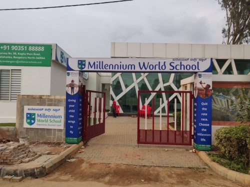 Millennium World School Bengaluru North