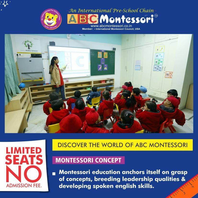 ABC Montessori Delhi-SchoSys.com