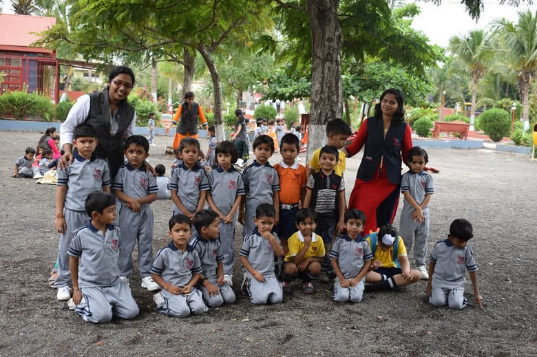 Bhondawe Patil Public School-SchoSys.com
