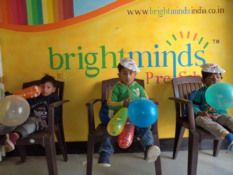 Bright Minds Preschool-SchoSys.com
