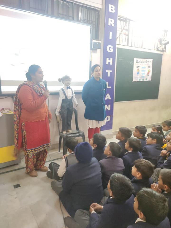 Brightland School Lucknow-SchoSys.com