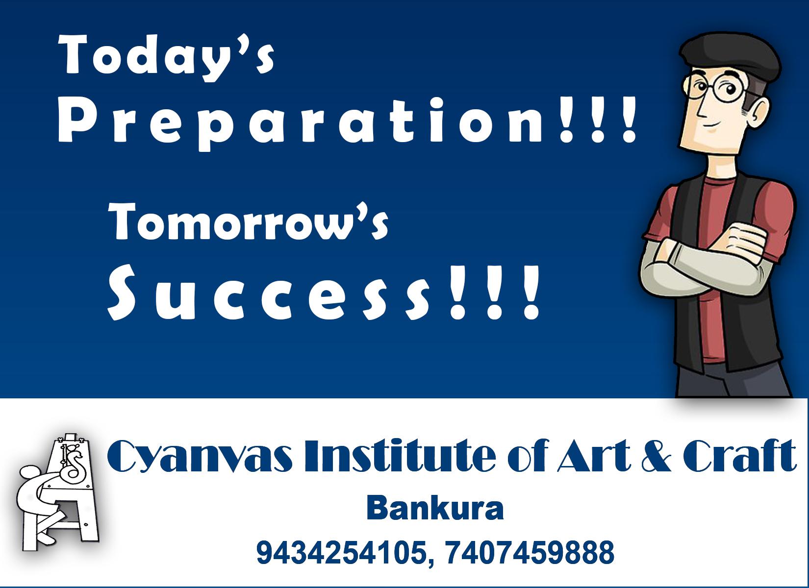 Cyanvas Institute of Art & Craft-SchoSys.com