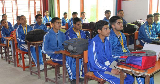 Delhi City School-SchoSys.com