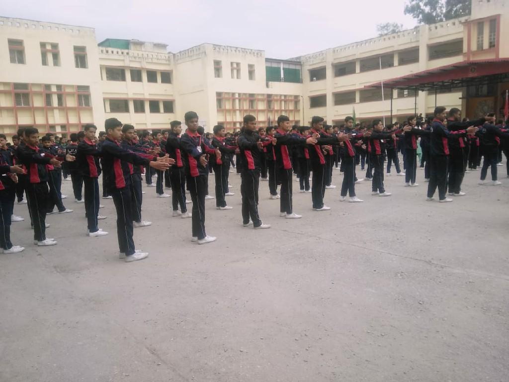 Doon Sainik School -SchoSys.com