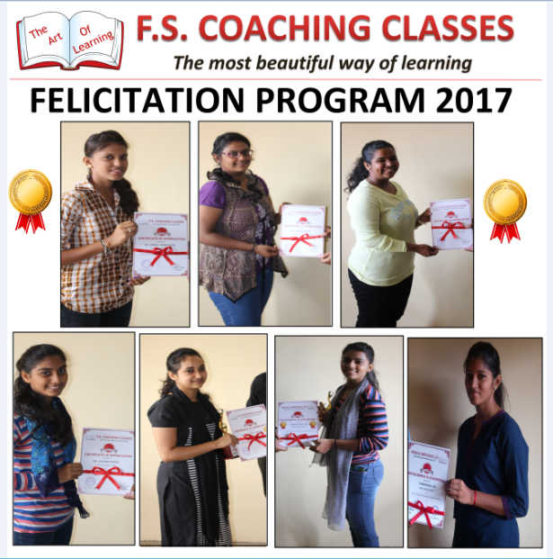 F.S. COACHING CLASSES-SchoSys.com