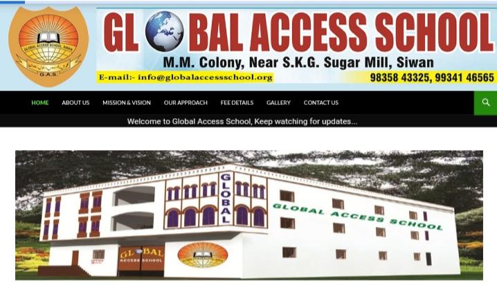 Global Access School-SchoSys.com