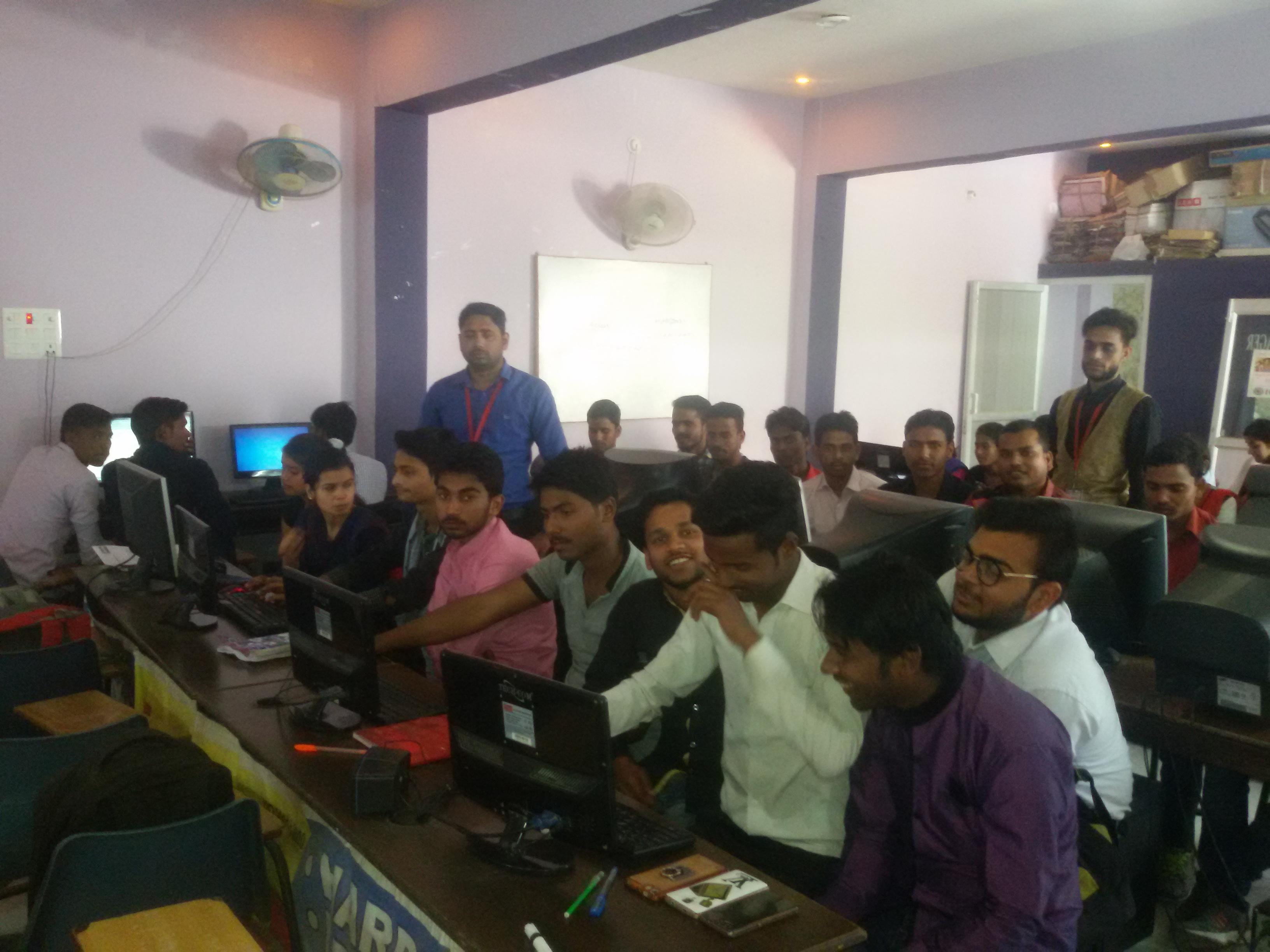 ICTe Computer Institute, Sitapur-SchoSys.com