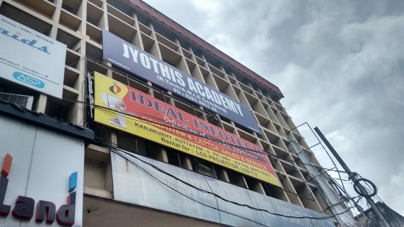 Jyothis Academy B.Tech Tuition-SchoSys.com