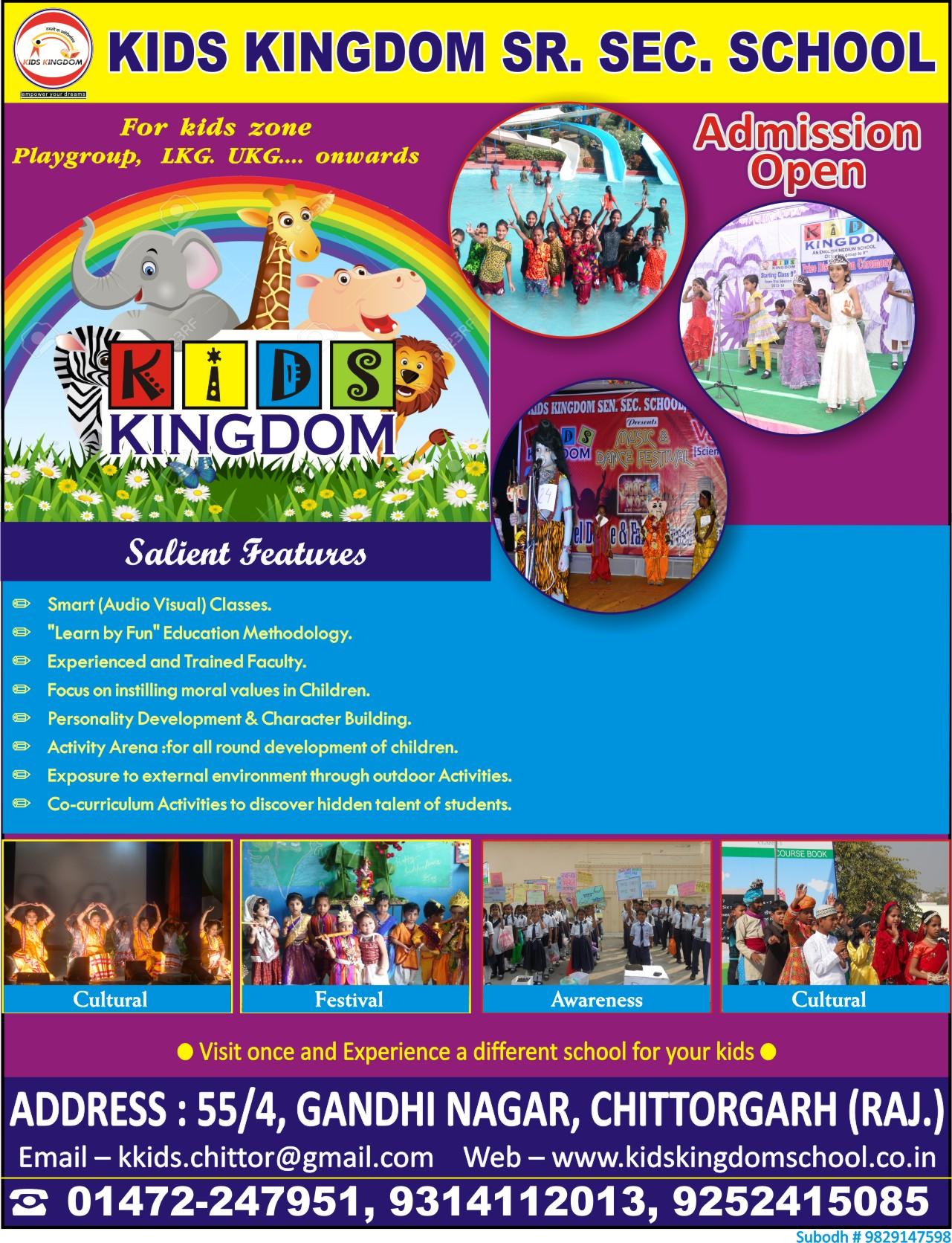 Kids Kingdom School
