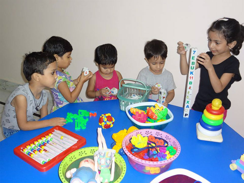 Kidz Oracle Play School-SchoSys.com