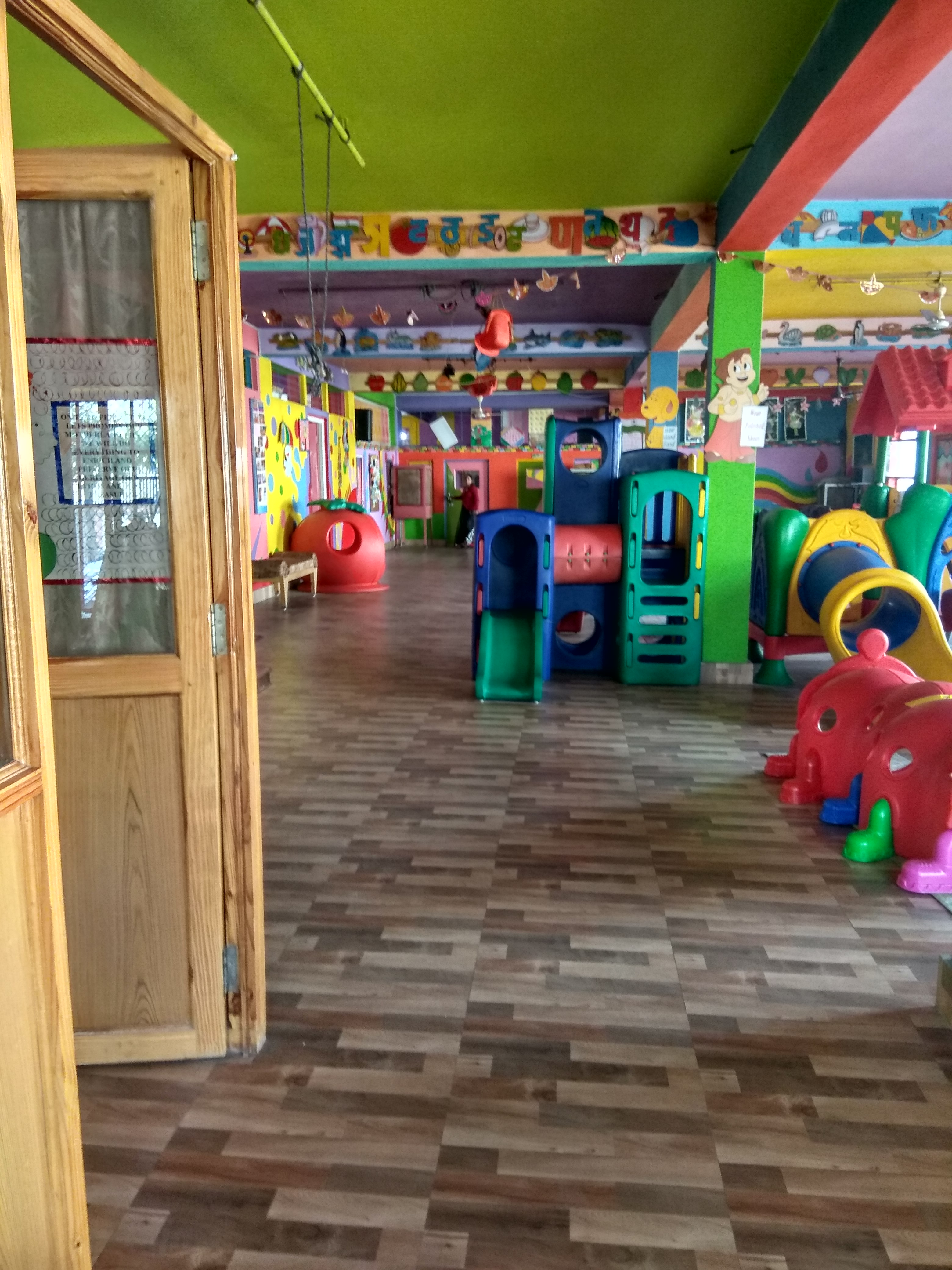 Kinder Vision Preschool -SchoSys.com