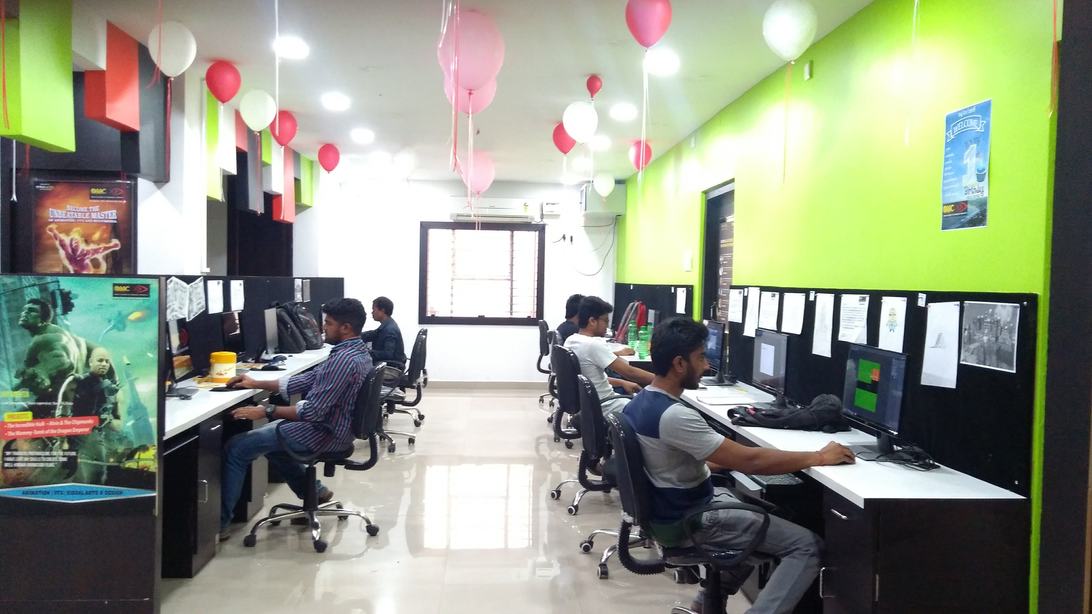 MAAC Animation Institute in Vizag-SchoSys.com