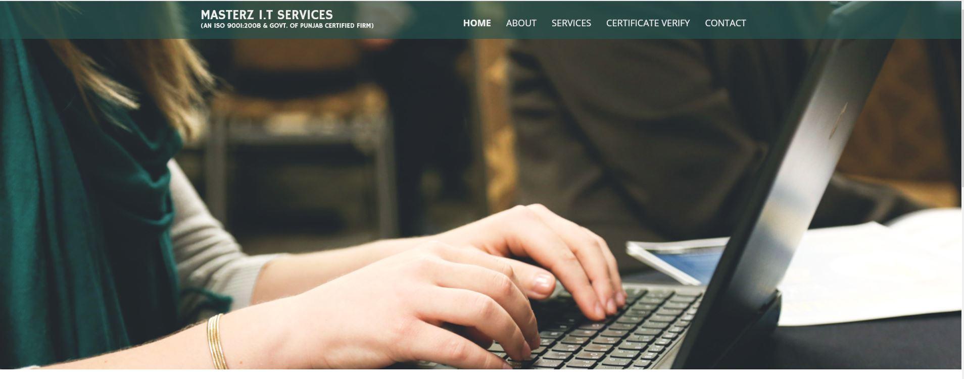 MASTERZ I.T. SERVICES-SchoSys.com