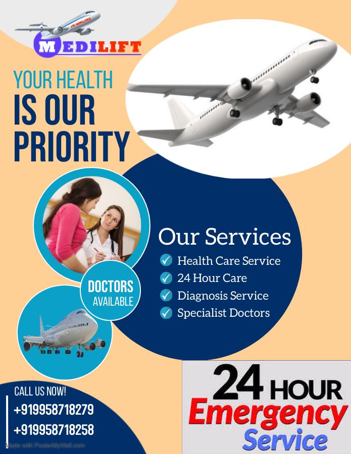 Medilift Air Ambulance-SchoSys.com