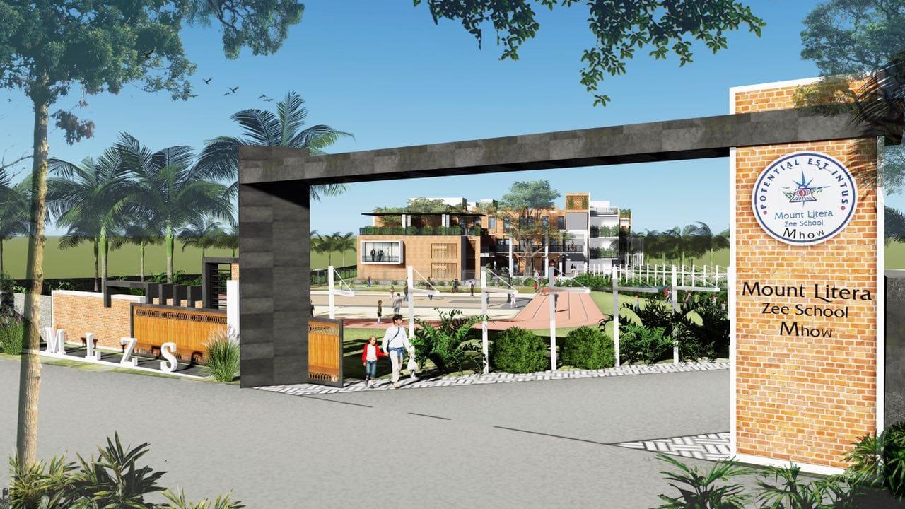 Mount Litera Zee School Mhow-SchoSys.com