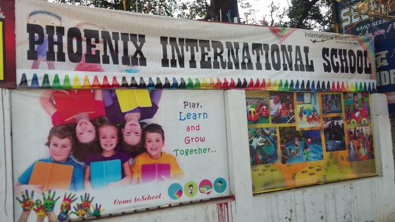 Phoenix International School-SchoSys.com