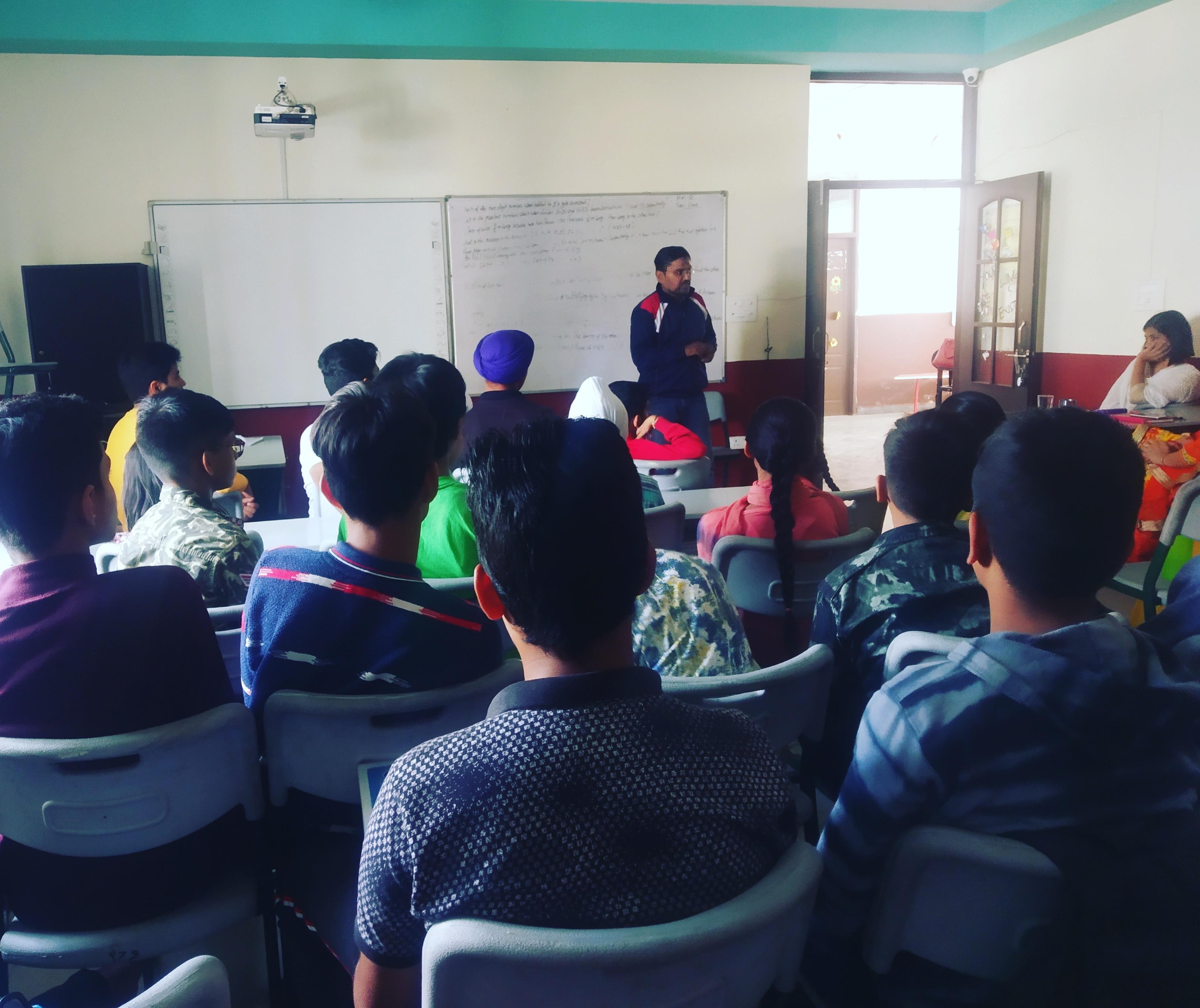 Rishaan International Boarding School-SchoSys.com