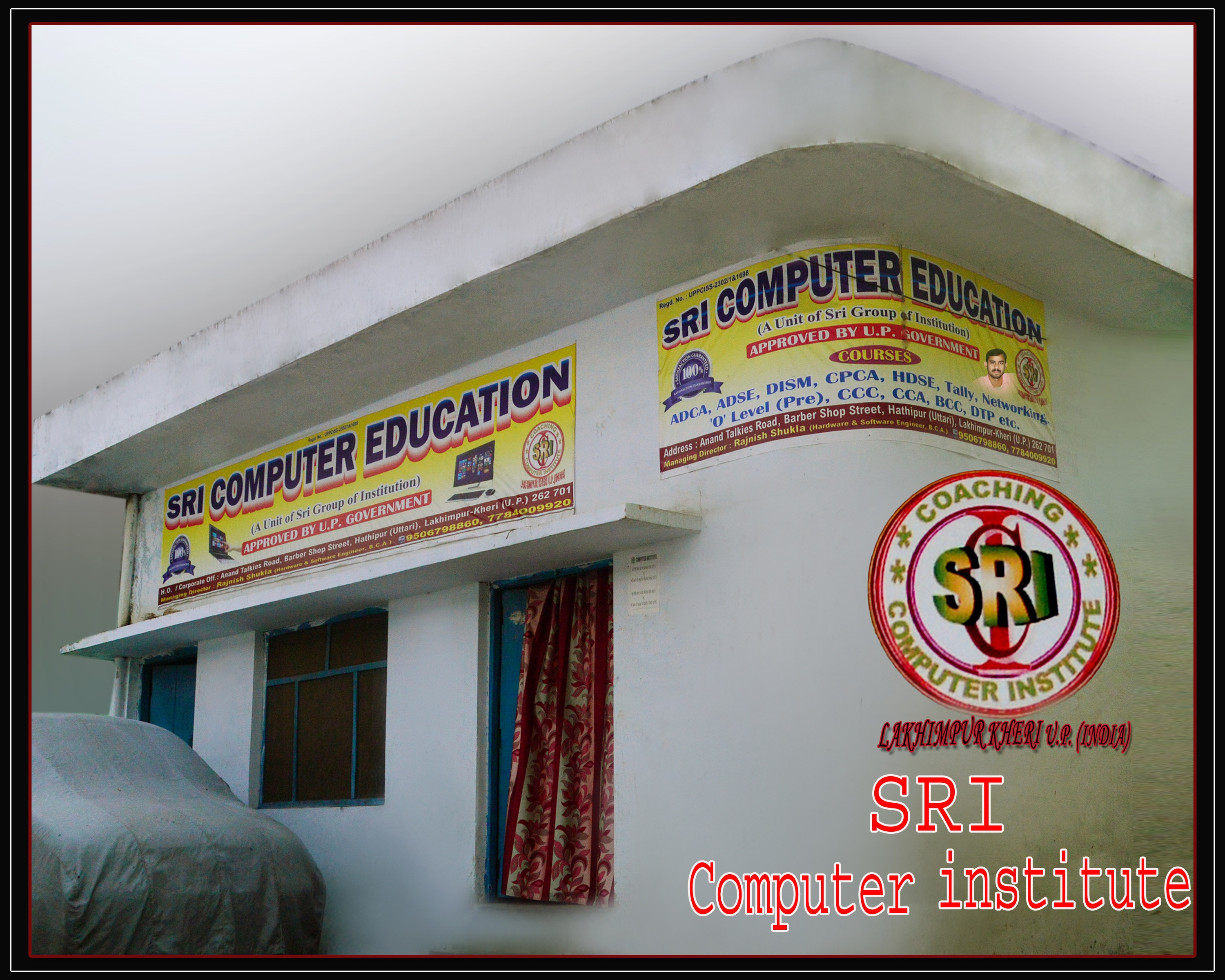 SRI COMPUTER EDUCATION (SES)-SchoSys.com