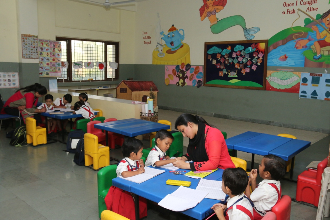 Shree Bhavan's Bharti Public School-SchoSys.com