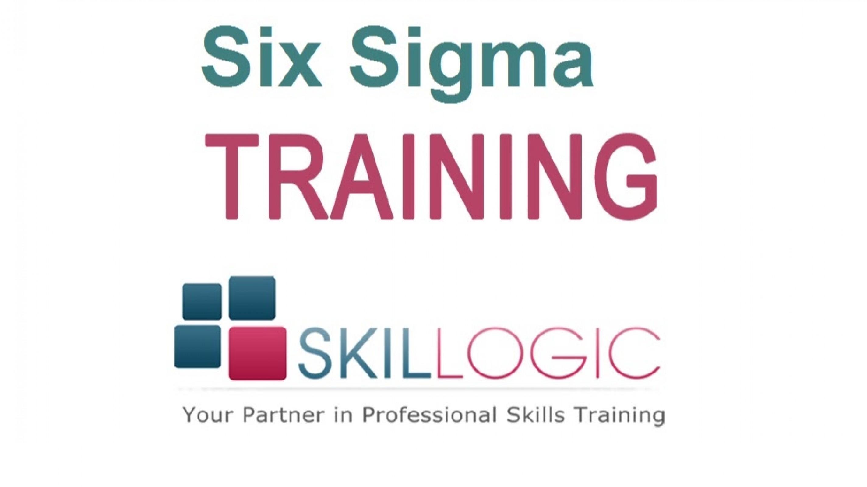 Skillogic Six Sigma Training Bangalore Bengaluru Schosys