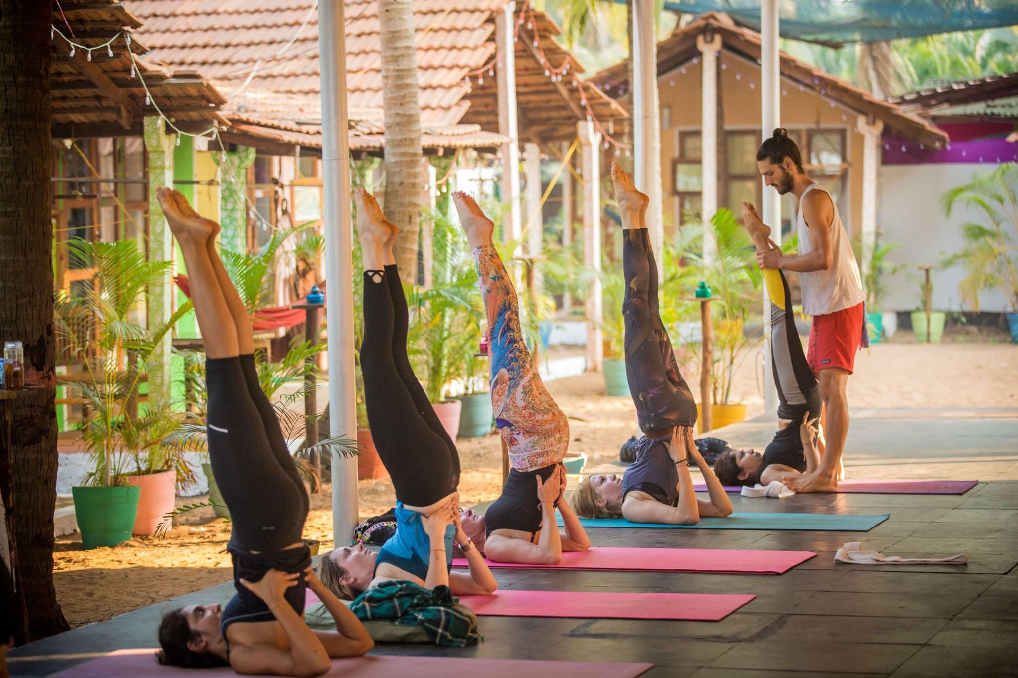 kranti yoga academy Goa-SchoSys.com
